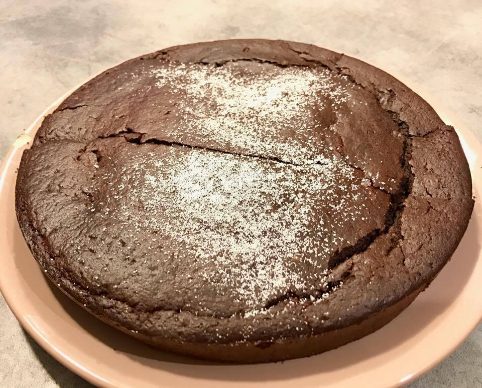 Gâteau au chocolat à la courgette